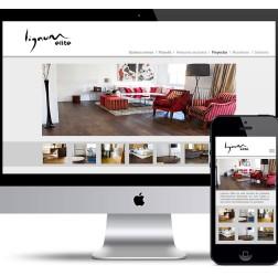 diseño página web y app