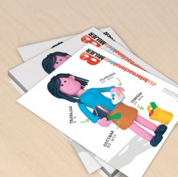 flyer 8 marzo dia mujer trabajadora