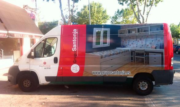 rotulacion-furgoneta-integral