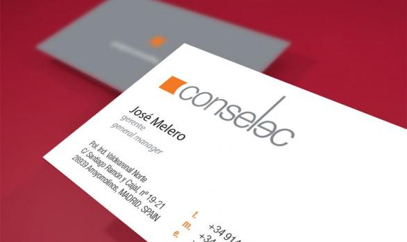 diseño de tarjetas visita